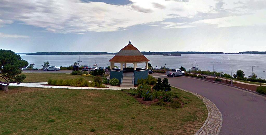 Fort Allen Park, Portland Maine, August 2017