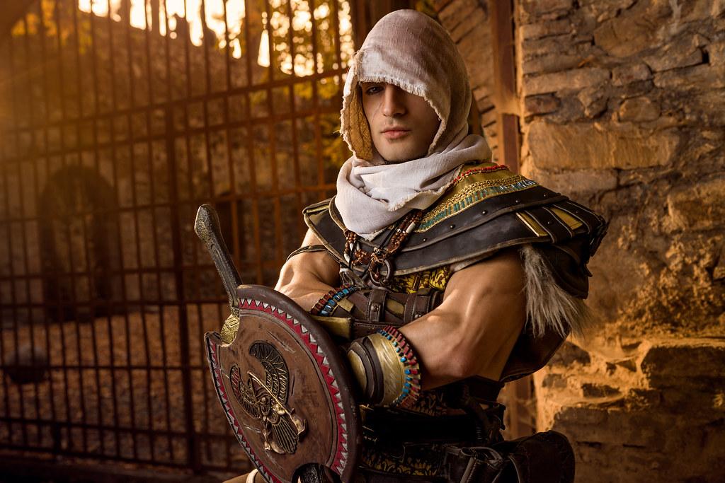 Bayek | Bayek, Assassins Creed: Origins Photographer: A.Z ...