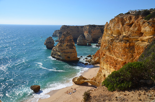 Algarve walking, Seven Hanging Valleys route, Portugal