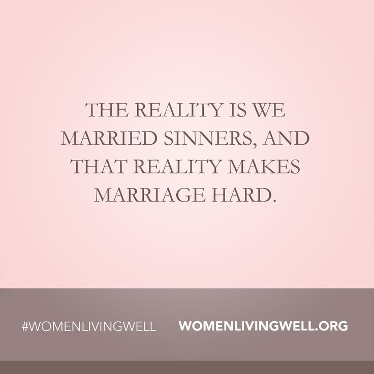 Love Quotes : We All Married Sinners…that Makes Marriage H