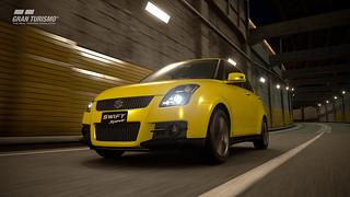 Gran Turismo Sport - Suzuki Swift Sport (N100)