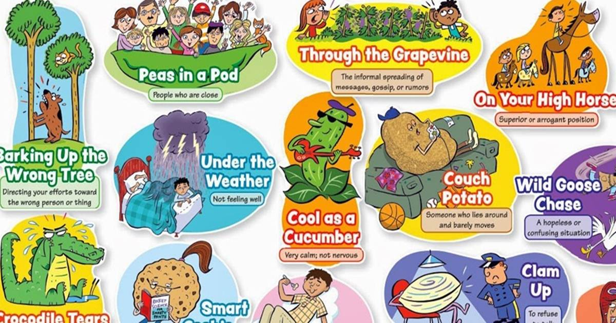 Commonly Used English Idioms 5