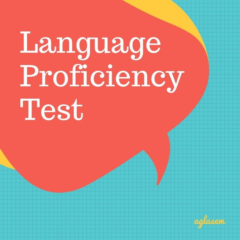RBI Assistant Language Proficiency Test 2017 2018