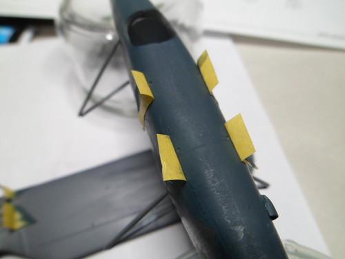 Pas-à-pas : Arado 231 v1 [MPM 1/48] - Page 3 39484105762_22d13ed789