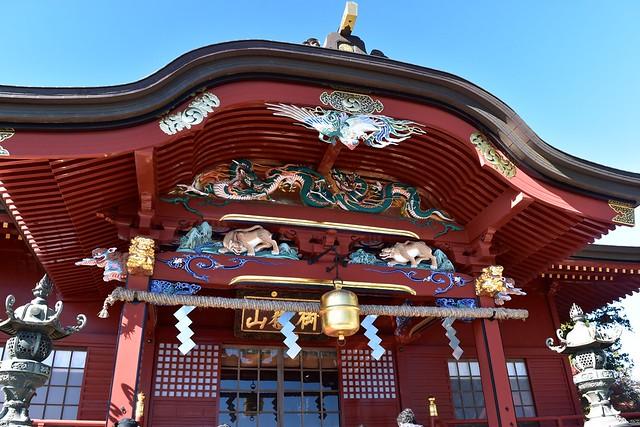御岳神社・本殿