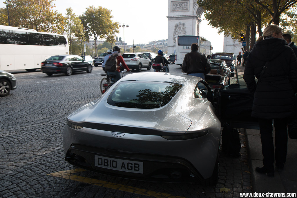Spotting 2015 Aston Martin Db10 Deux Chevrons For The Flickr