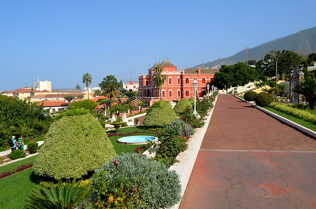 La Orotava, Tenerife's most sophisticated town.