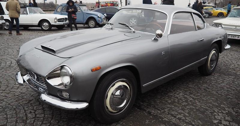 Lancia Flaminia Zagato 2800 Super Sport. 38865013834_ae79272b63_c