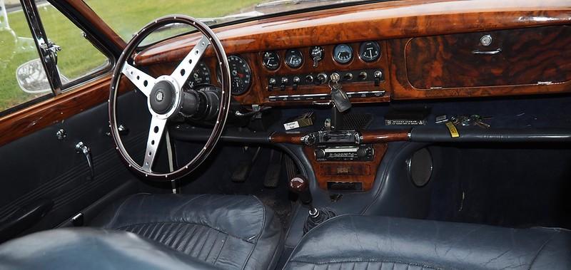 Jaguar Type S 3,4 litres 1968 24540019587_5547287b97_c