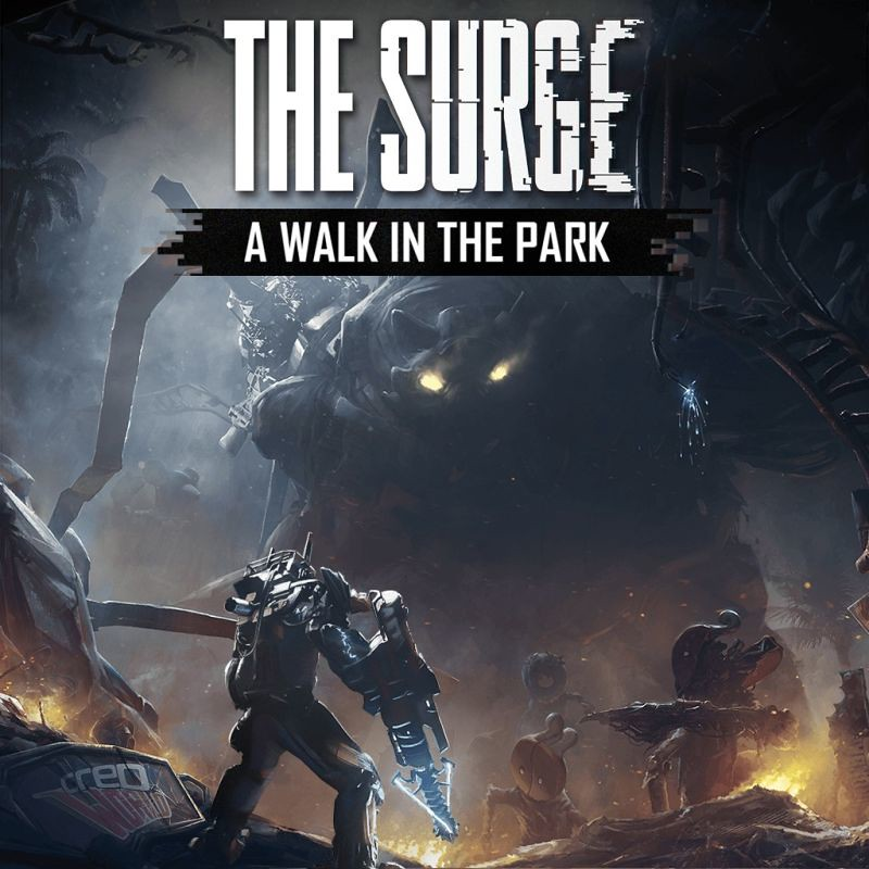 Download game The Surge A Walk in the Park-CODEX full crack