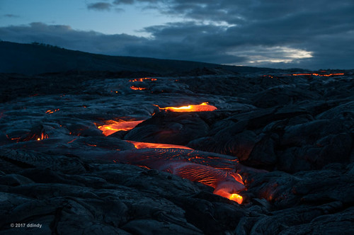 Lava Hike 2 5:40 am | by ddindy