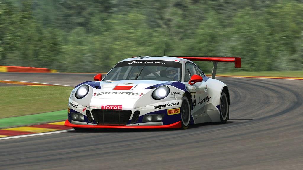Raceroomracingexperience 911 Spa 20