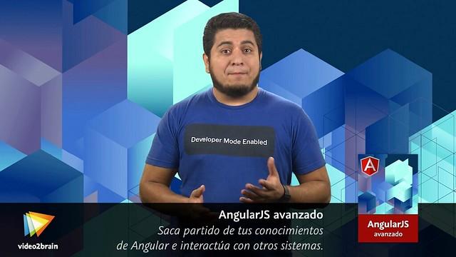 Curso AngularJS avanzado [VideoCurso][Español]