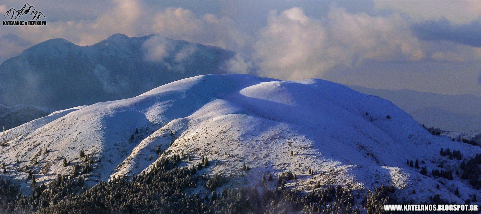 βουνο καυκι ευρυτανιας