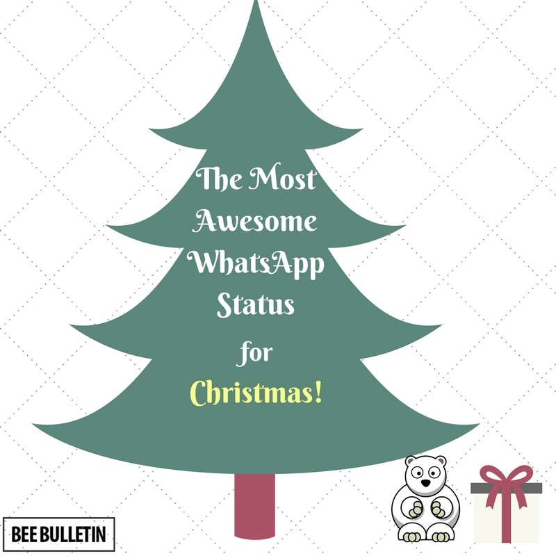 Best Merry Christmas WhatsApp Status