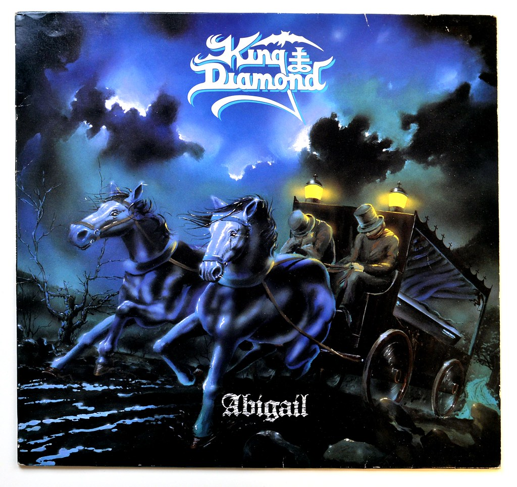 A0450 KING DIAMOND Abigail | A0450 KING DIAMOND Abigail ...