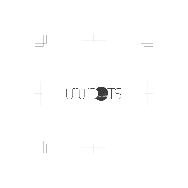 UNIDOTS | Official Band Logo