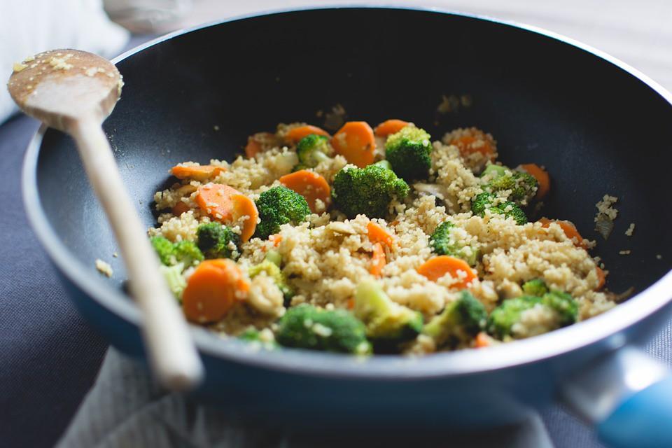 Broccoli roerbakken