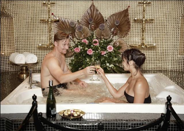 The Organic Spa, pareja