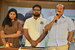 Student Power Movie Audio Launch Stills
