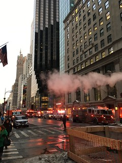 Trump tower fire 8 Jan 2018 | by oinonio