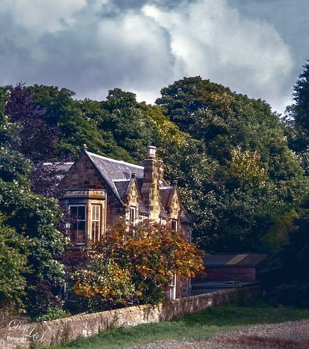 Image of a Scottish House