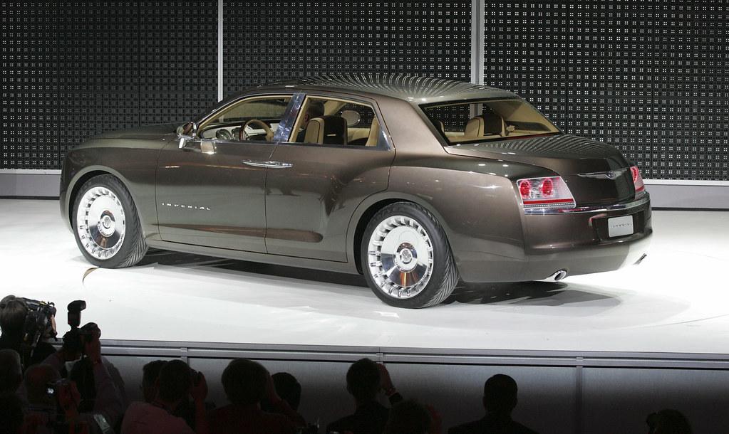 2006 Chrysler Imperial Concept Car Coconv Flickr