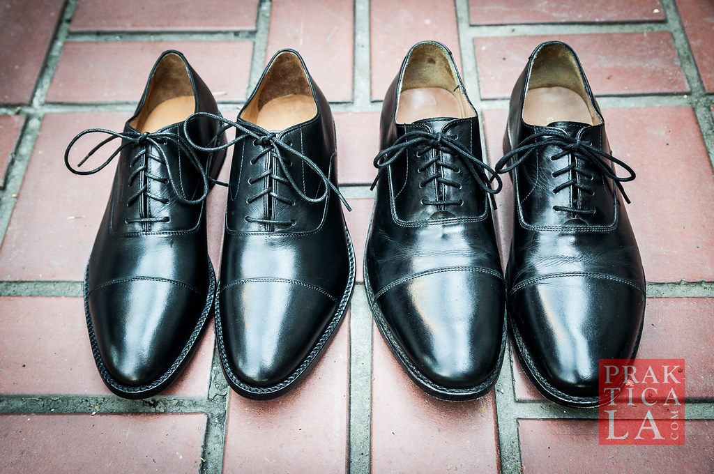beckett simonon dean oxford dress shoe review