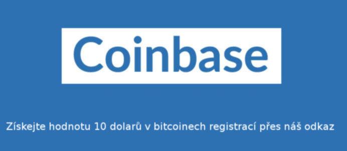 bitcoiny zdarma na coinbase