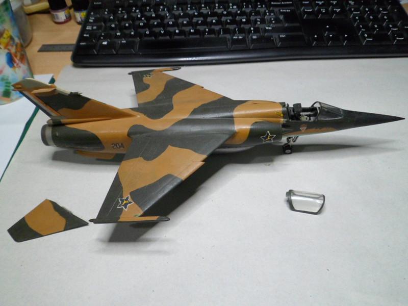 *Renaissance en-cours* Dassault Mirage F1 [ESCI 1/48] 24234253747_df8b132c6b_c