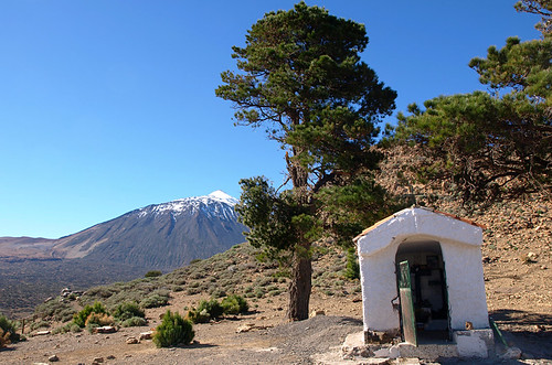 Teide from northern ridge, Tenerife | by Snapjacs