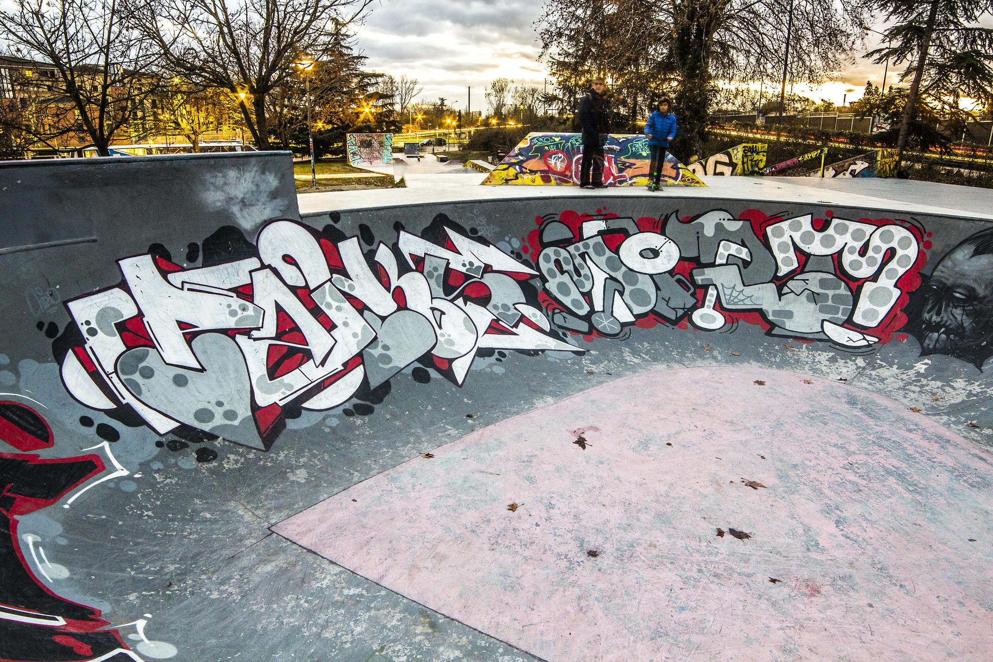 panks graffiti