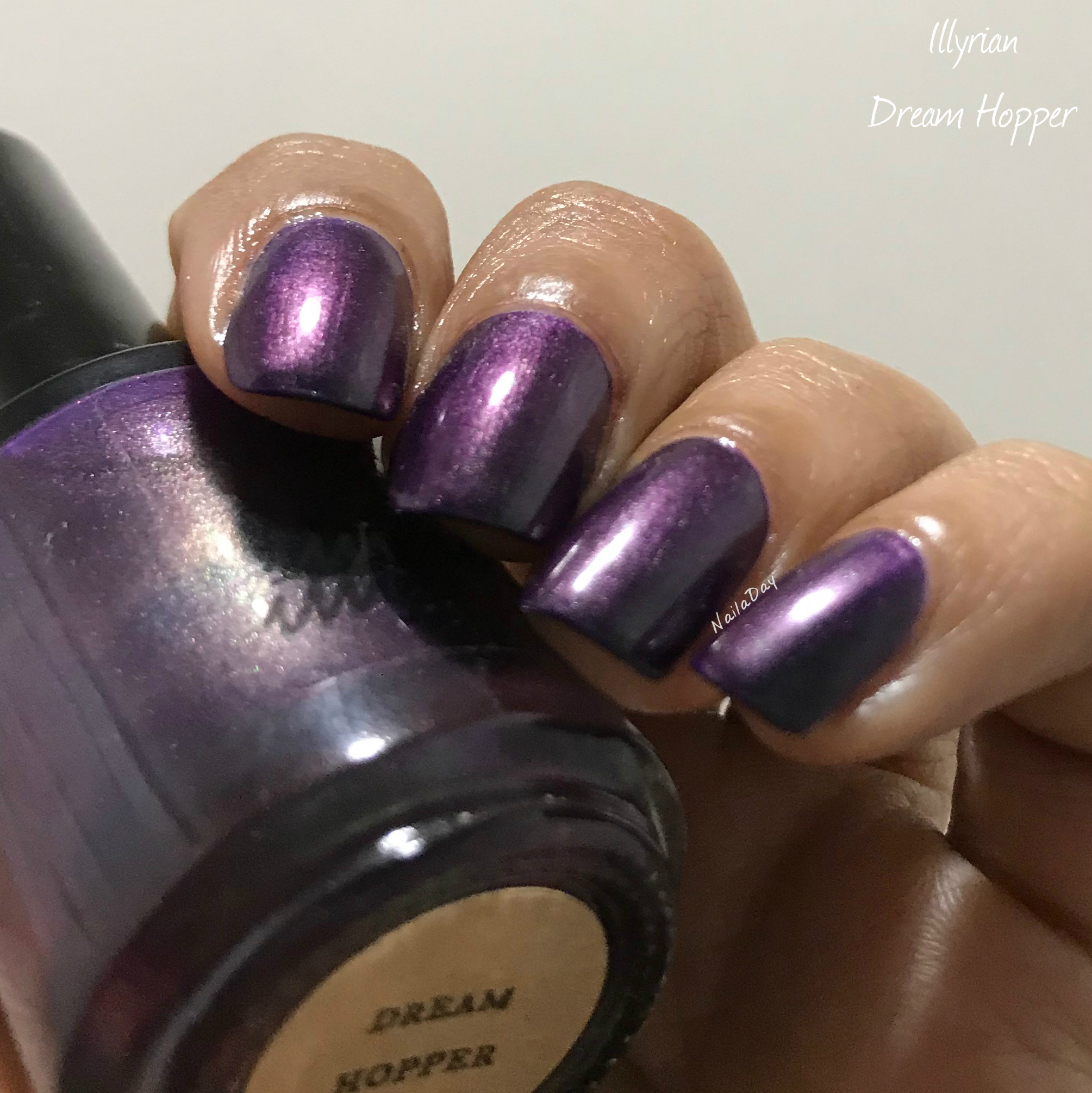 NailaDay: Illyrian Dream Hopper