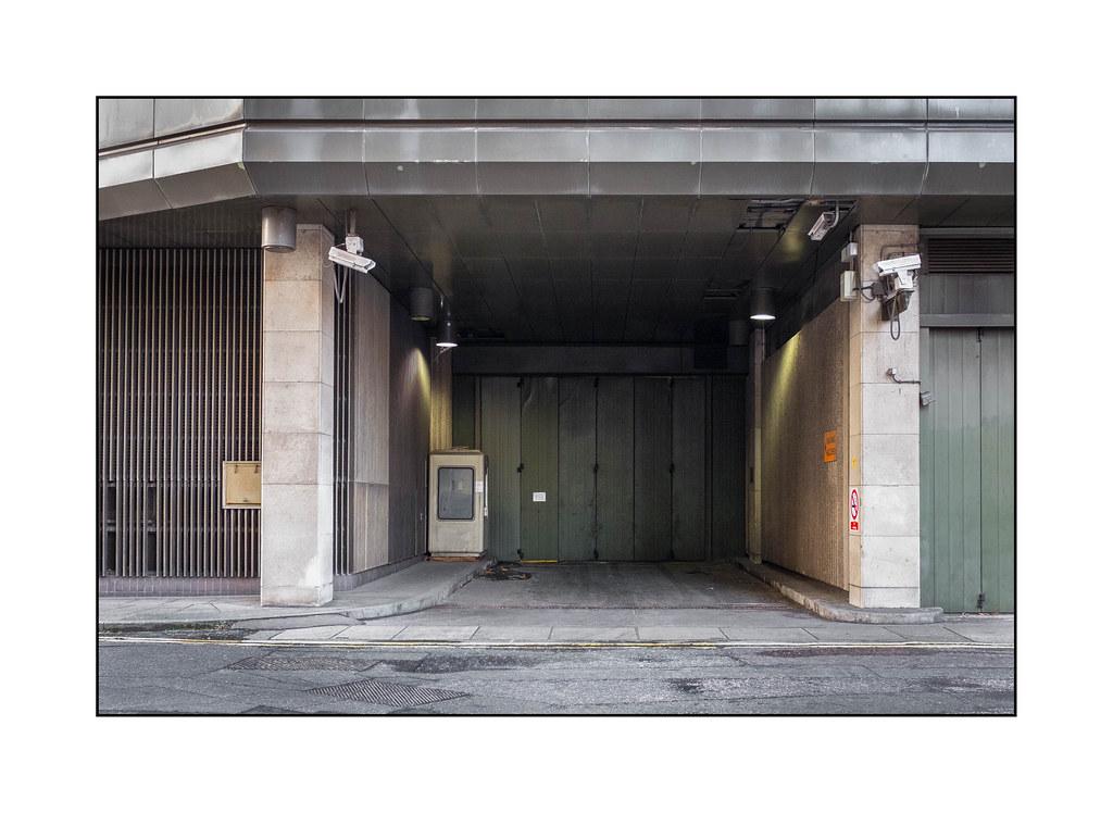 Concertina Doors, East Central London, England. | Service / … | Flickr