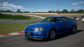 Gran Turismo Sport - Nissan Skyline GT-R V・spec II Nür (R34) (N300)