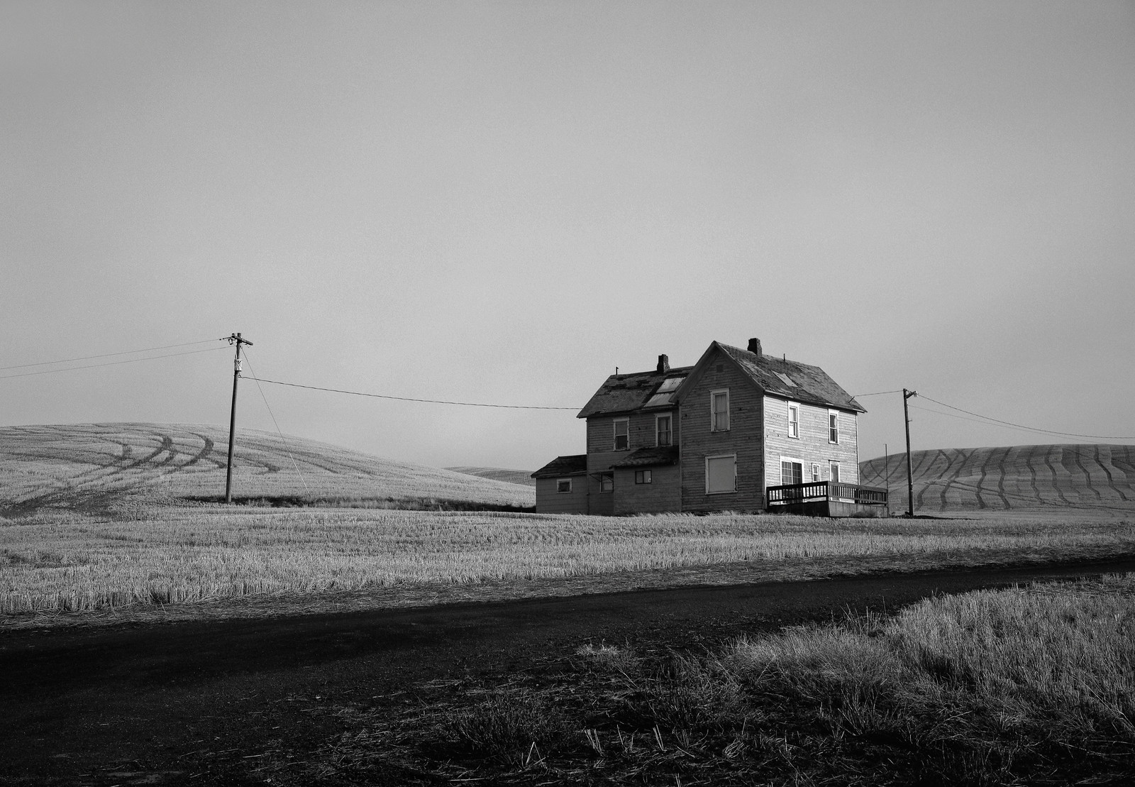 Farmhouse, Eastern Washington | by austin granger