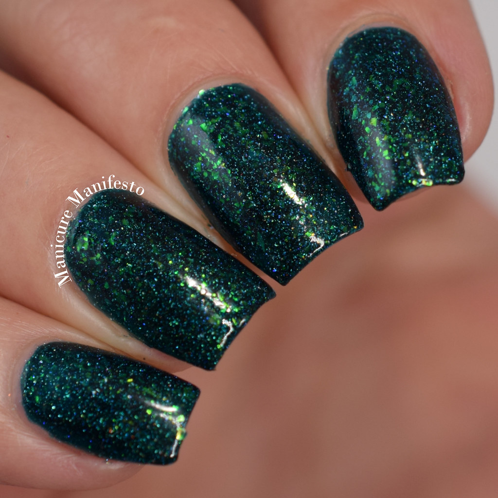 Dreamland Lacquer On Pines And Needles review