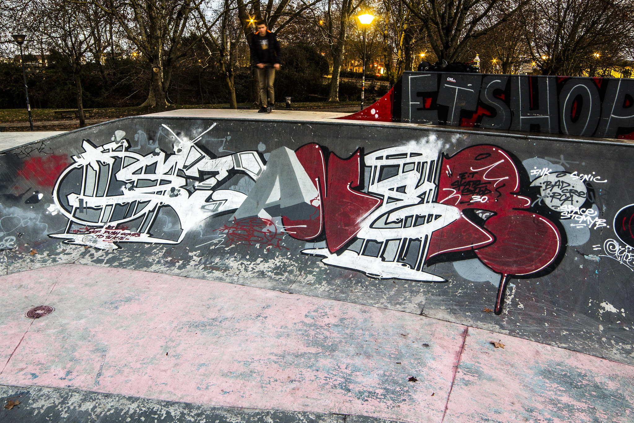 stane graffiti
