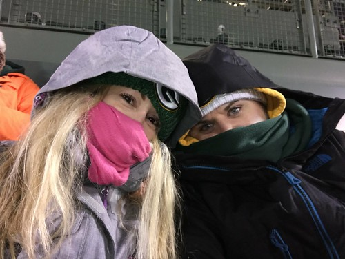 Miserably cold at this point. Packers vs Vikings | by brittny_lynne