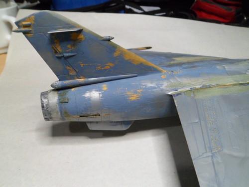 *Renaissance en-cours* Dassault Mirage F1 [ESCI 1/48] 24381948397_fb1869a7ca