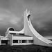 Stykkishólmskirkja / Church - Iceland