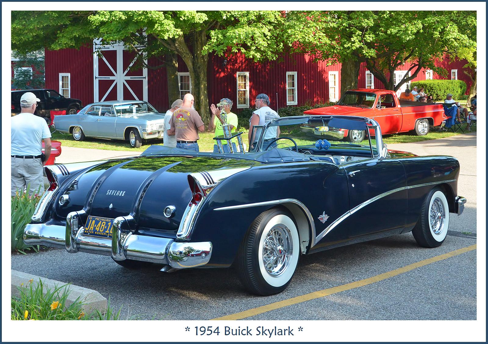 American Cars 1954 1955 Flickr Buick Riviera Convertible