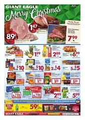 giant eagle weekly ad december 21 27 2017 by megatsurayya - Giant Eagle Christmas Hours