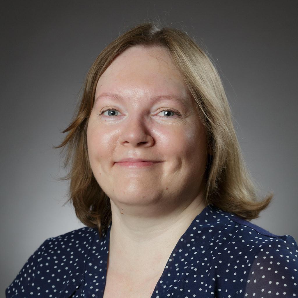 Portrait Photograph of Gillian O'Carroll