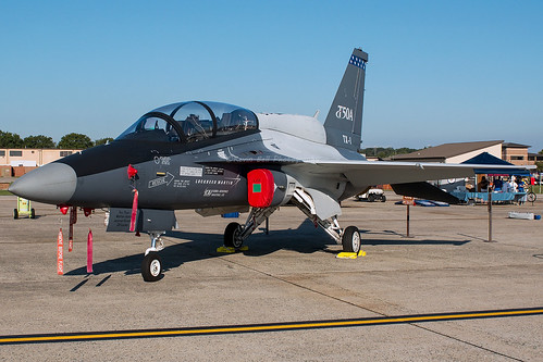 T-50A TX-1 Andrews AFB WM | by finband76
