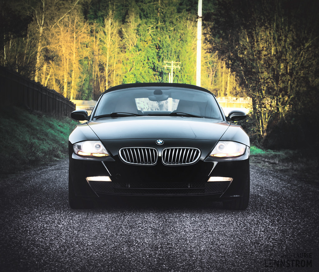 Bmw Z4 3 0si: 2007 BMW Z4 3.0SI