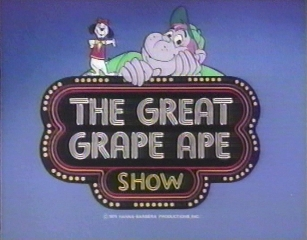 The Great Grape Ape Show!