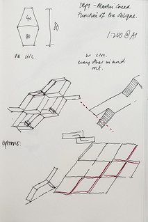 Thomas Heatherwick - HudsonYards Vessel - Drawings 16 Sketch | by 準建築人手札網站 Forgemind ArchiMedia