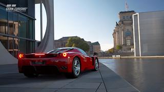 Gran Turismo Sport - Ferrari Enzo Ferrari (N700)