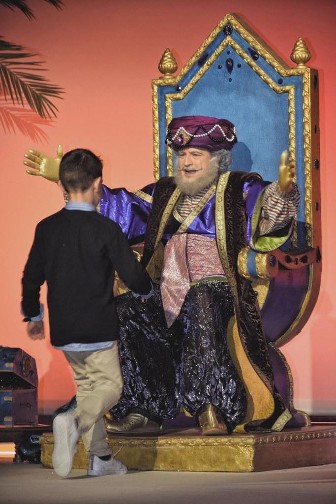 Disneyland París Fiesta de Reyes